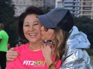 Mãe de Sabrina Sato comenta namoro da filha com Duda Nagle: 'Esse eu aprovo'