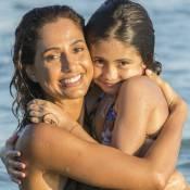 Camila Pitanga, de 'Velho Chico', programa Dia das Mães com Antonia: 'Chamegos'