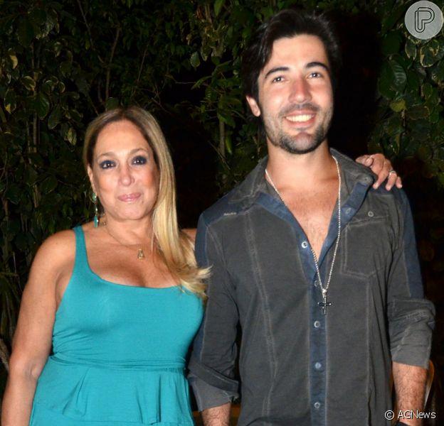 Documento desmente Sandro Pedroso e diz que Susana Vieira pagou 1 ano de moradia ao ex