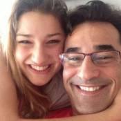 Luciano Szafir confirma que a filha, Sasha, irá estudar nos EUA: 'Orgulhoso'