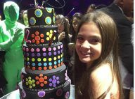 Mel Maia comemora aniversário de 12 anos com show de funk em festa. Vídeo!