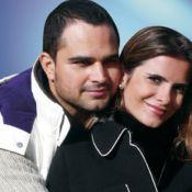 Luciano Camargo comemora 10 anos de casamento: 'Privilégio de amar você'