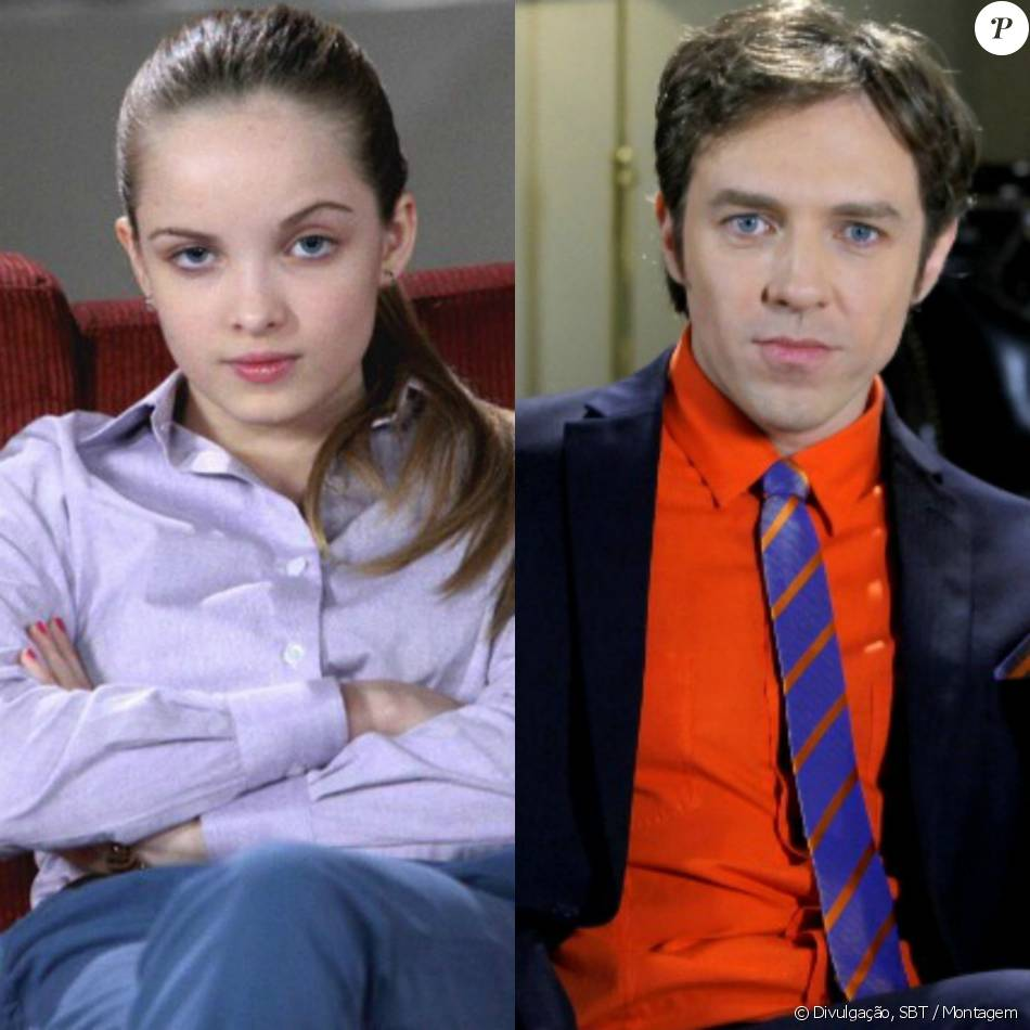 fe77b595abb04 Priscila (Giovanna Chaves) conta que já sabe que seu pai é Geraldo (Nando