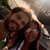 Duda Nagle, namorado de Sabrina Sato há dois meses, nega ciúmes: 'Nunca teve'