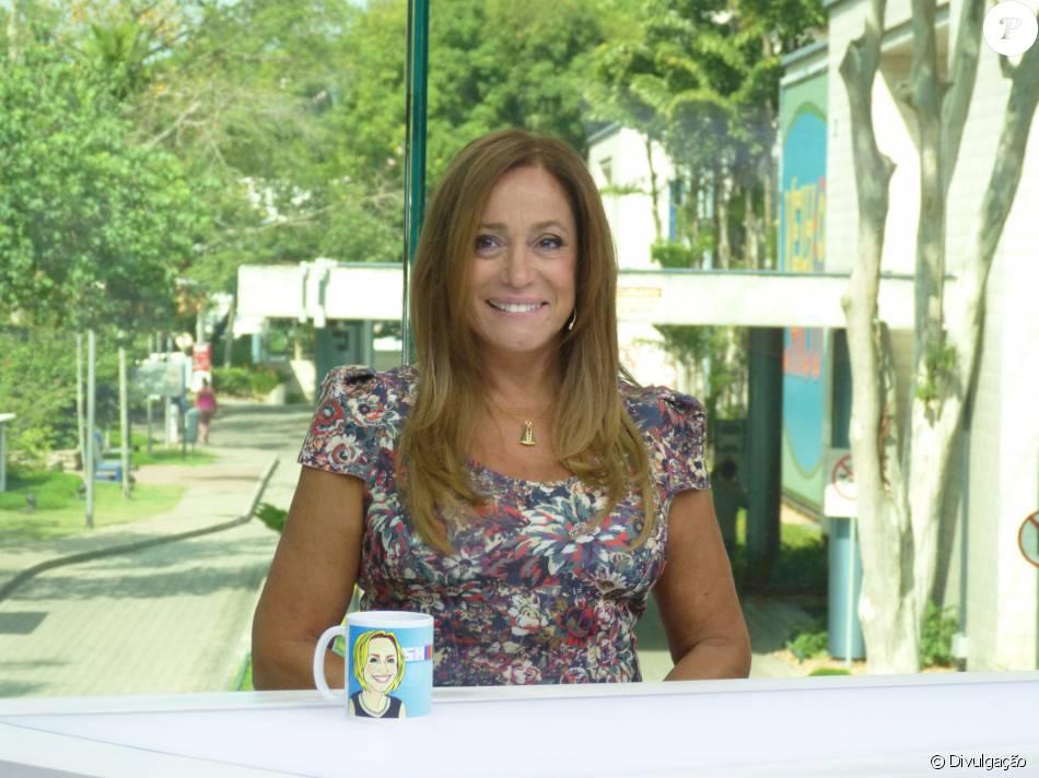 Globo pede que Susana Vieira grite menos durante a apresentação do 'Vídeo Show', diz colunista nesta quarta-feira, 11 de maio de 2016