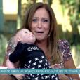 Susana Vieira apresenta o 'Vídeo Show' durante alguns dias da semana