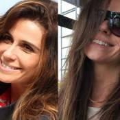 Mês dos fios escuros! Veja as mudanças nos cabelos dos famosos em maio. Fotos!