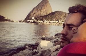 Veja famosos que, como Rodrigo Andrade, declaram seu amor nas redes sociais