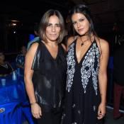 Gloria Pires vai com a filha Antonia a show de Orlando Morais na Portela. Fotos!