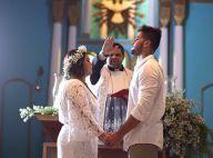 Preta Gil e Rodrigo Godoy renovam votos de casamento em Trancoso: 'Inesquecível'