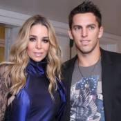 Amaury Nunes confirma separação de Danielle Winits após 4 anos: 'Amigável'
