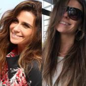 Giovanna Antonelli adota mega-hair para 'Sol Nascente': 'Cabelo mais natural'