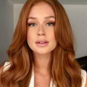 Marina Ruy Barbosa nega ter feito preenchimento labial a uma fã: 'Impressão'