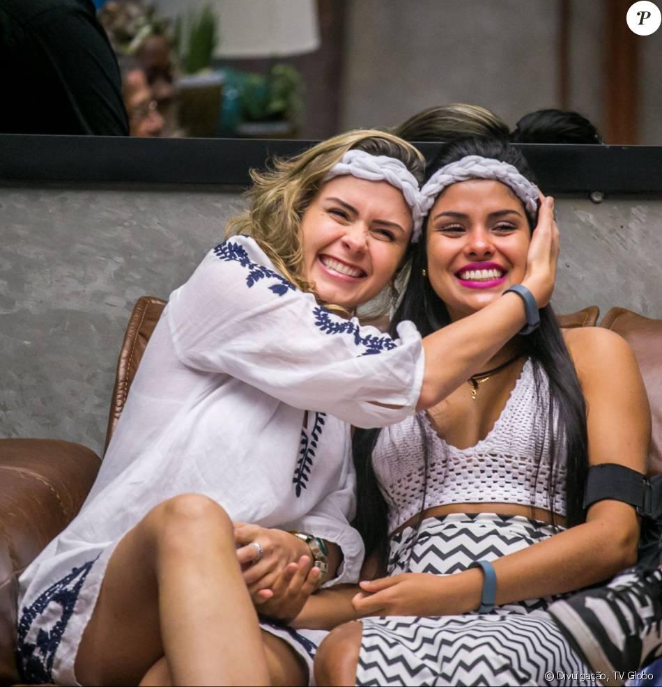 Ana Paula Renault negou mal-estar com Munik: 'Convite foi direcionado único e exclusivamente a mim'