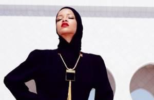Rihanna é expulsa de mesquita em Abu Dhabi após ensaio de fotos: 'Inapropriado'