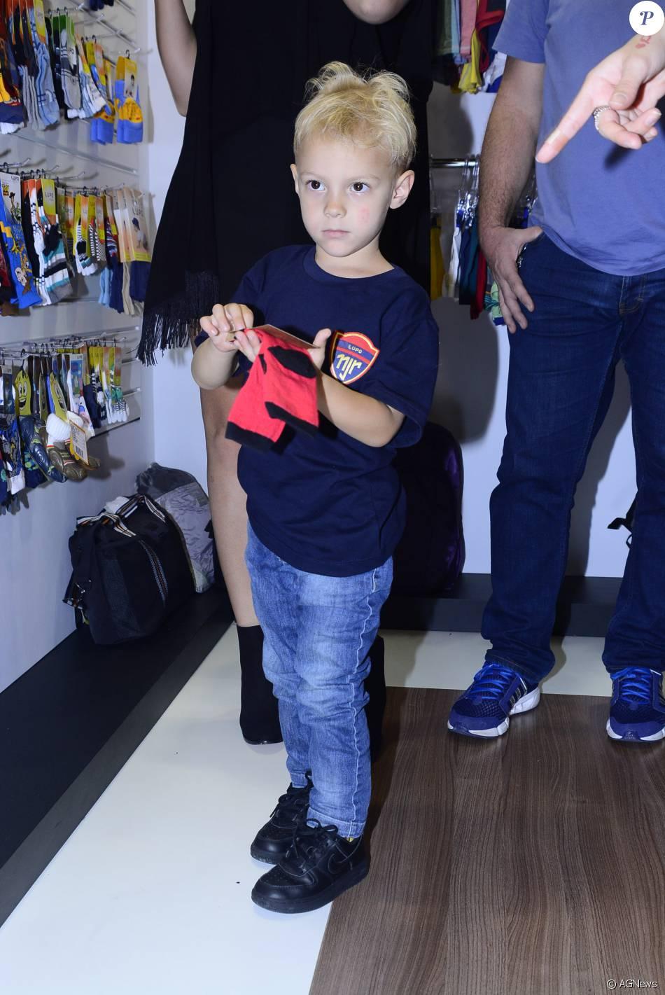 Davi Lucca Filho De Neymar Tem 4 Anos Purepeople