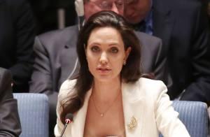 Angelina Jolie vai dar aulas em universidade: 'Ansiosa para ensinar e aprender'