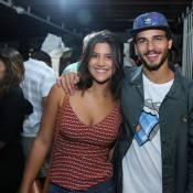 Brenno Leone faz surpresas românticas para a namorada, Giulia Costa: 'Cartinhas'
