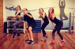 Marina Ruy Barbosa, Grazi Massafera e Luma Costa dançam funk e agitam web. Vídeo
