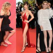 Cannes 2016: Julia Roberts descalça, looks ousados, makes estilosas. Veja fotos!