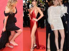 Cannes 2016: Julia Roberts descalça, looks ousados, makes estilosas. Veja fotos!