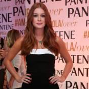 Marina Ruy Barbosa prefere cuidar do cabelo em casa: 'É raro eu ir ao salão'