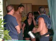'Power Couple': Gretchen discute com Jorge Sousa por causa de prova. 'Moleque!'