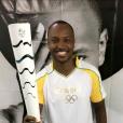 Thiaguinho participa de revezamento da Tocha Olímpica em Salvador: 'Especial'
