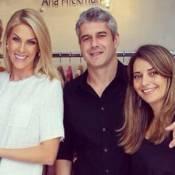 Cunhada de Ana Hickmann será transferida de avião para hospital em São Paulo