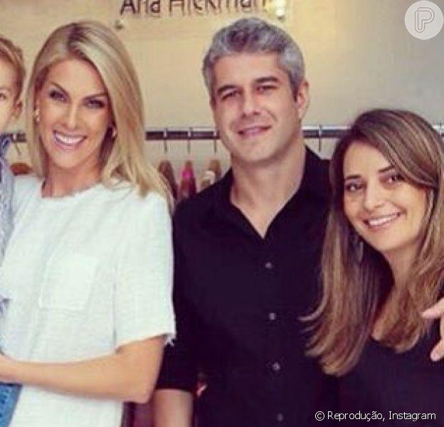 Cunhada de Ana Hickmann, Giovana Oliveira será transferida de avião para hospital em São Paulo nesta quarta-feira, 25 de maio de 2016