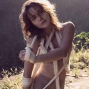Letícia Colin tem foto excluída do Instagram por usar roupa nude: 'Foi um erro'