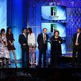 Atores na premiação Hollywood Film Awards, em Los Angeles, na última segunda, 21 de outubro de 2013