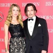 Johnny Depp e mulher, Amber Heard, se separam: atriz pediu divórcio, afirma site