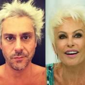 Alexandre Nero muda o visual e fãs comparam com Ana Maria Braga: 'Cadê o Louro?'