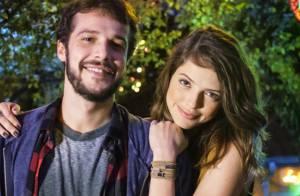Jayme Matarazzo e Agatha Moreira viverão romance proibido em 'Haja Coração'