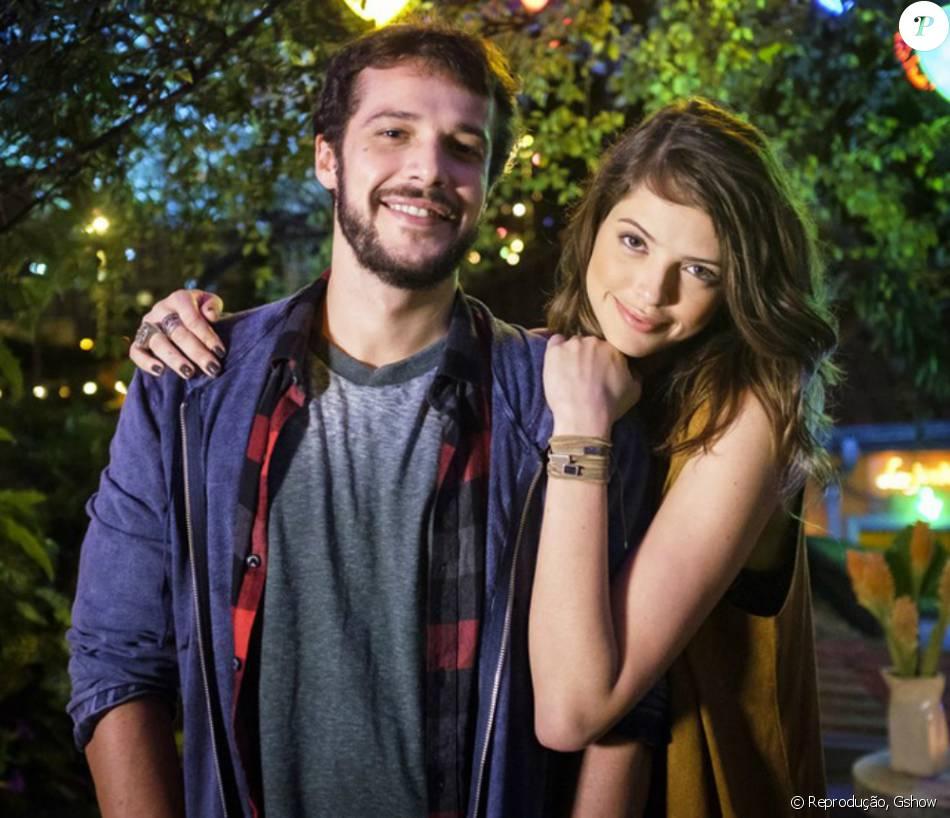 Jayme Matarazzo e Agatha Moreira viverão romance proibido em 'Haja Coração', próxima novela das sete da TV Globo