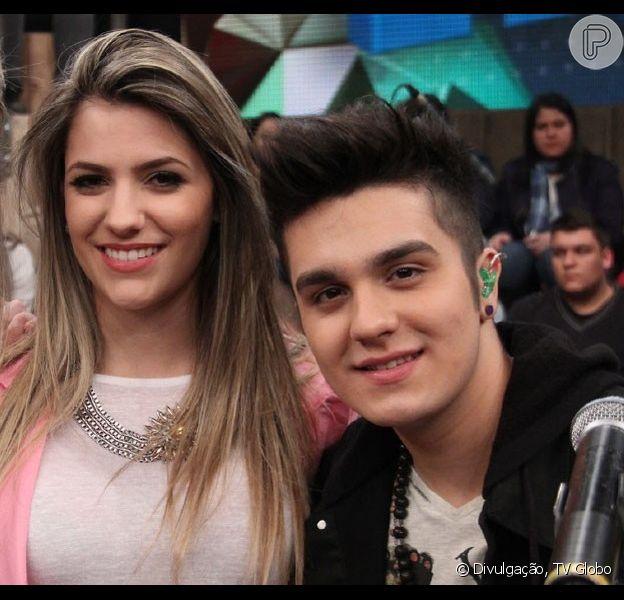 Luan Santana e Jade Magalhães terminam namoro de sete anos: 'São amigos'. Informação foi confirmada nesta quinta-feira, 26 de maio de 2016