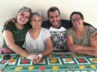Ex-BBB Cacau visita família de Matheus e namorado lembra tragédia em Mariana, MG