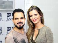 Luciano Camargo diz que mudou após casamento com Flávia Fonseca: 'Homem melhor'