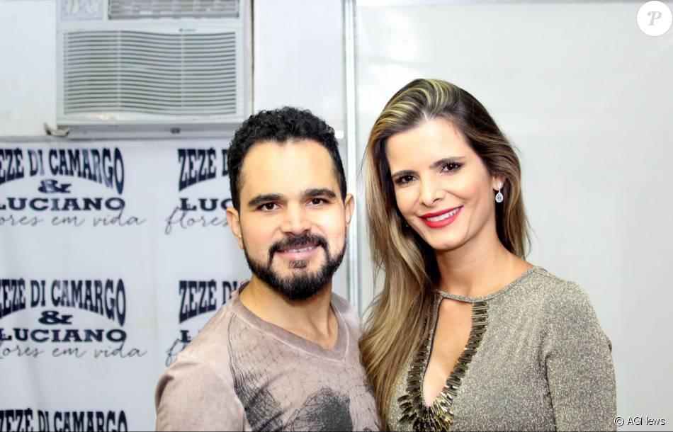Luciano Camargo contou que mudou após se casar com Flávia Fonseca: 'Homem melhor'