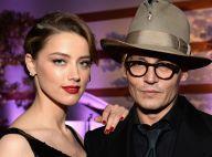 Johnny Depp é acusado de violência doméstica pela ex-mulher, Amber Heard
