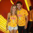 Os atores Lua Blanco e Fernando Roncato terminaram o namoro de 8 meses