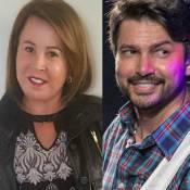 Zilu exige na Justiça dinheiro emprestado ao ex-namorado, o cantor Zé Henrique