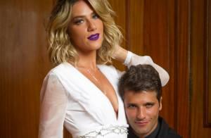 Bruno Gagliasso e menina adotada com Ewbank devem chegar ao Brasil nesta semana