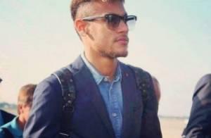 Neymar muda de visual: jogador exibe novo corte de cabelo e bigodinho
