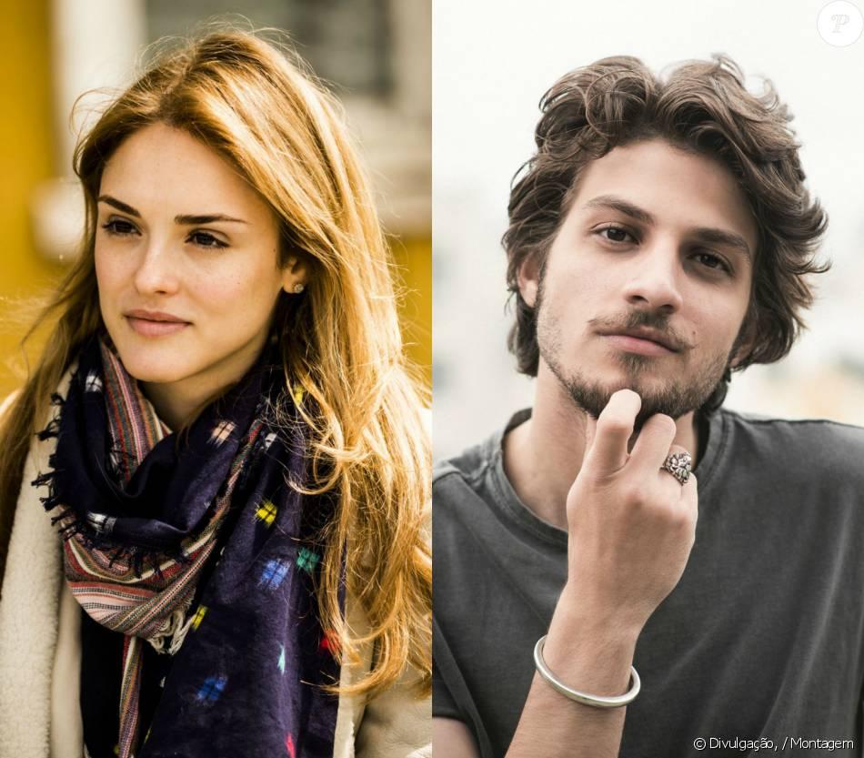 Isabelle Drummond será a heroína de 'Novo Mundo', novela que ocupará o horário das seis em 2017, e fará par romântico com Chay Suede na trama