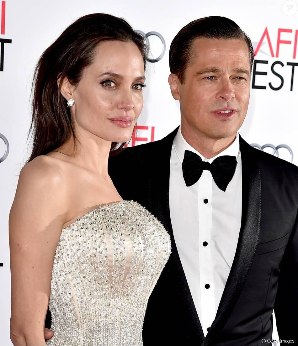 Brad Pitt estaria preocupado com anorexia e fragilidade da mulher, Angelina Jolie