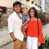 Felipe Simas quer ficar com a família após 'Totalmente Demais': 'Necessário'
