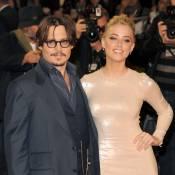 Amber Heard mentiu sobre agressão de Johnny Depp, dizem seguranças do casal