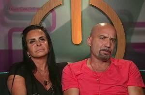 Gretchen deixa o 'Power Couple' e acusa Conrado de traição: 'Grande surpresa'